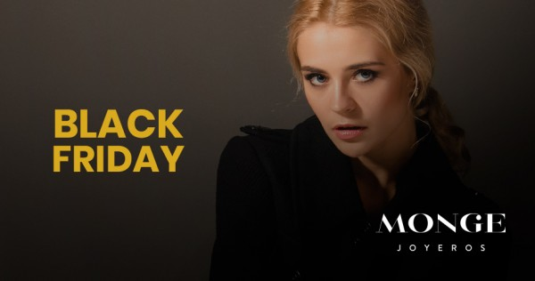 black friday en joyeria monge joyeros
