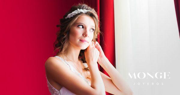 consejos para elegir los mejores pendientes de novia