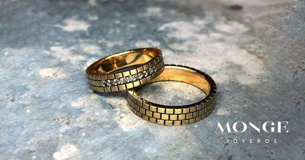 como elegir la alianza de boda ideal