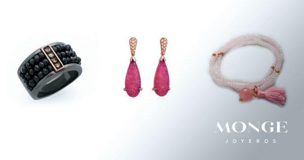 descubre las joyas de plata rosa
